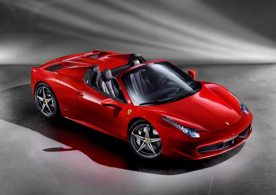 与沢翼、1億円の「フェラーリ458スパイダー」を購入